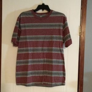 George short sleeve striped shirt